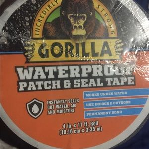 Other - Gorilla waterproof patch & seal tape